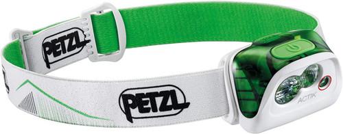 Petzl ACTIK Outdoor Headlamp 350Lumen (green)