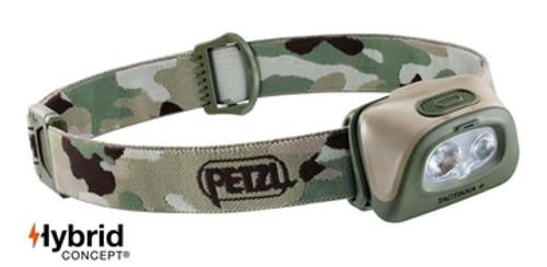 Petzl TACTIKKA+ 350 LUMEN Headlamp (Camo)