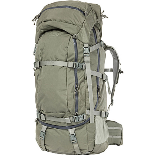 Mystery Ranch BearTooth 80 Pack.( Size: Medium) Color: Gray