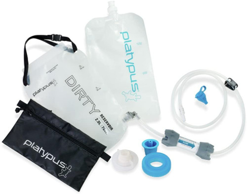 Platypus Camping Gear Gravityworks 2L Filter System Kit #06951
