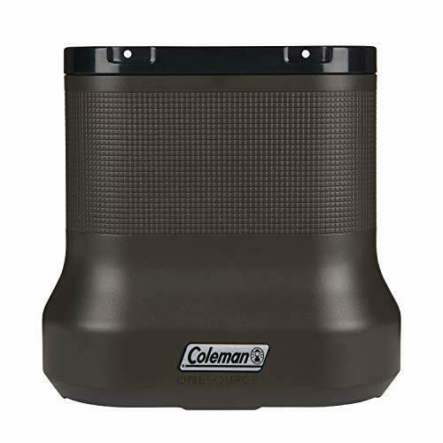 Coleman OneSource Rechargeable 2-Port Battery Charging Station