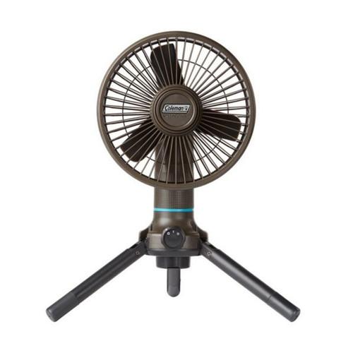 Coleman OneSource Multi-Speed Fan & Rechargeable Battery