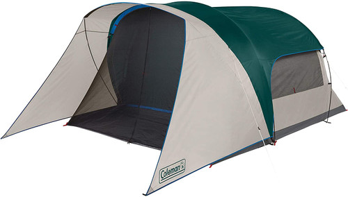 Coleman 6-Person Cabin Tent with Screened Porch
