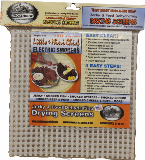 Smokehouse Products Little Chief Drying Screens-2PK