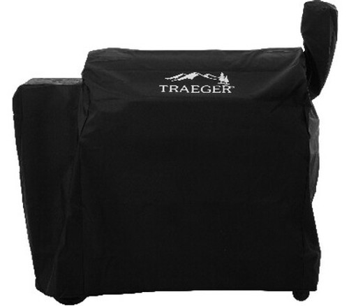 Traeger Grills BAC504 Full-Length Pro 780 Grill Cover, Black
