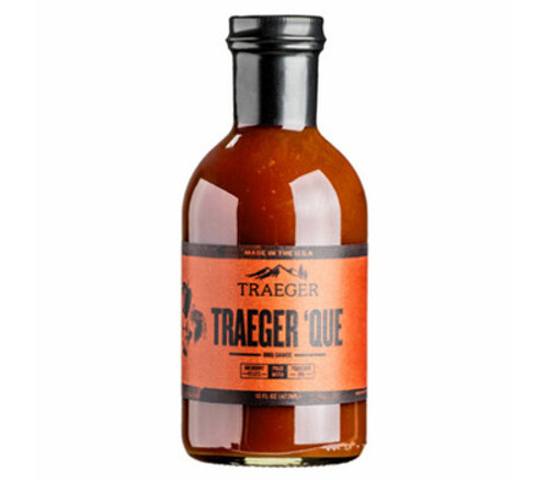 Traeger SAU039 Sauce, 16 Ounce Bottle