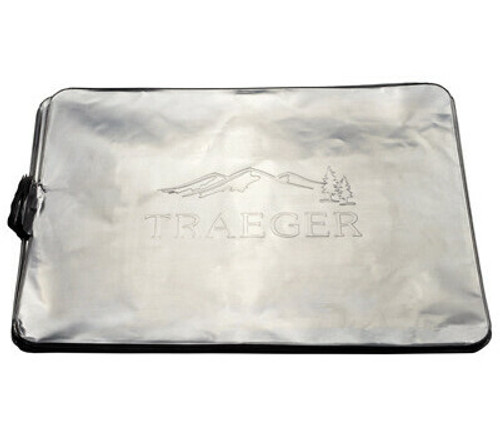 Traeger BAC507 Drip Tray Liner, Aluminum, for: Pro Series 575 Grill-5 Pack
