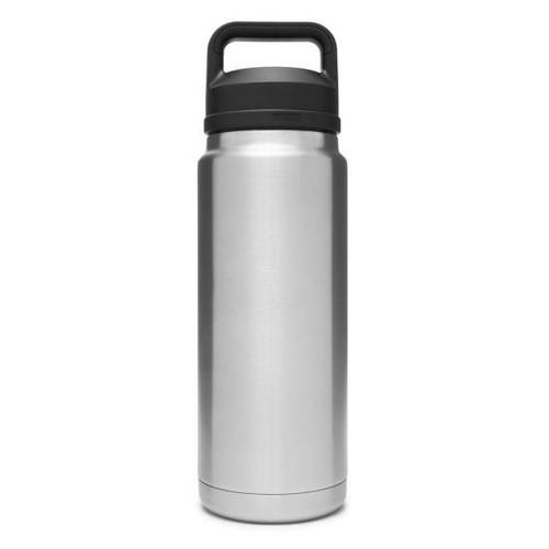 Yeti 26 oz Rambler Bottle w/ Chug Cap – Stainless Steel