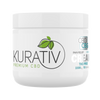 Kurativ's cbd/cbg cream. We start by extracting oil from calendula flower, then combine with THC-Free cbd / cbg extracts and a perfect balance of premium essential oils and other nourishing ingredients. Kurativ's soothing cream absorbs quickly into your skin. Gentle and effective, can be used daily as needed. Choose from Unscented or Cooling Menthol.