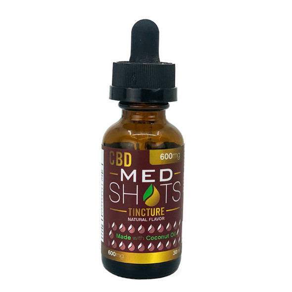"""CBD Fusion's """"Health Shots"""" MCT Oil combines our Full Spectrum CBD paired with MCT, a rapidly digested carrier oil. MCT oil is easily metabolized by the body, and the healthy fats are reported to encourage the use of fat for energy. Numerous studies suggest that MCT fats may help support a healthy body composition, as well as enhanced brain health. Combined with our Full Spectrum CBD, Med Shots are a perfect addition to an active lifestyle."""