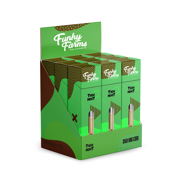 Chocolate Mint 350mg -Full Spectrum Hemp Extract -Terpene Rich -Highly Concentrated -MCT Oil