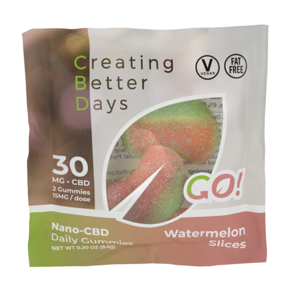 Our CBD Gummy Watermelon slices are Chewy and Tasty! Enjoy your favorite watermelon candy while getting the benefits of CBD in every bite.