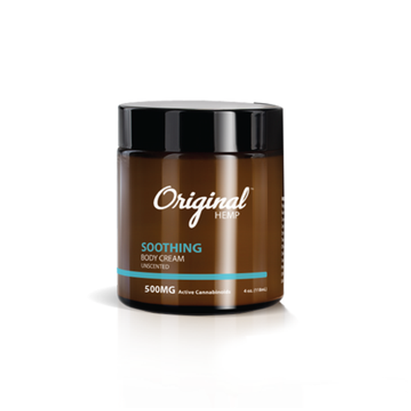 Infused with Organic coconut oil, argan oil, shea butter, full-spectrum hemp extract and 10+ botanicals.Our Natural Body Cream absorbs on contact leaving skin feeling soft, smooth and hydrated.