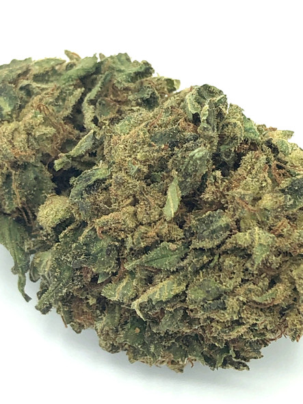 Cherry Mum - 19.8% Premium CBD Flower. Buds on this are a bright green and rather large with a medium density. he main two terpenes in Cherry Mom are Myrcene at 1.32% and the more rare terpene Ocimene at .39% Ocimeneis aterpeneresponsible for some of the sweet and herbaceous flavors of certain cannabis strains, and itcanalso add citrusy and woody undertones.