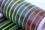 YELLOW Uni Carbon Fibre 65mm