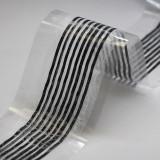 8 Stripe Fused Carbon 37mm