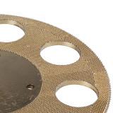 "Surfboard CNC Machine Cutting Wheel  8"" – Structured Coat"