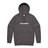 Hoodie - Classic Planer - Faded Black