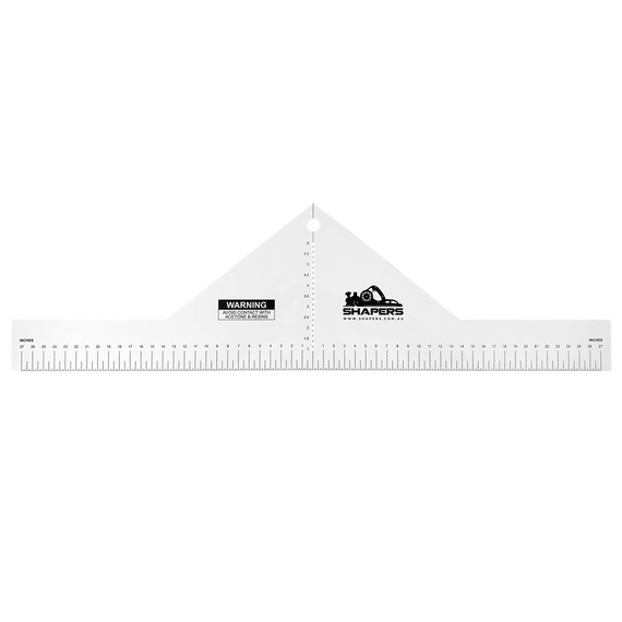 Shapers Layout Ruler