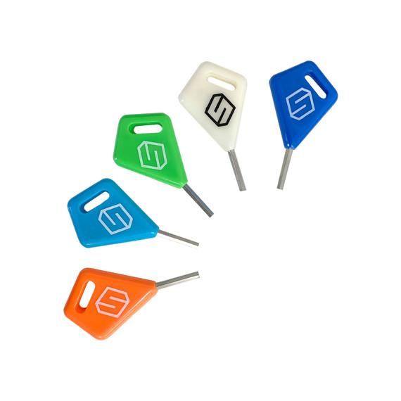 Shapers Fin Keys