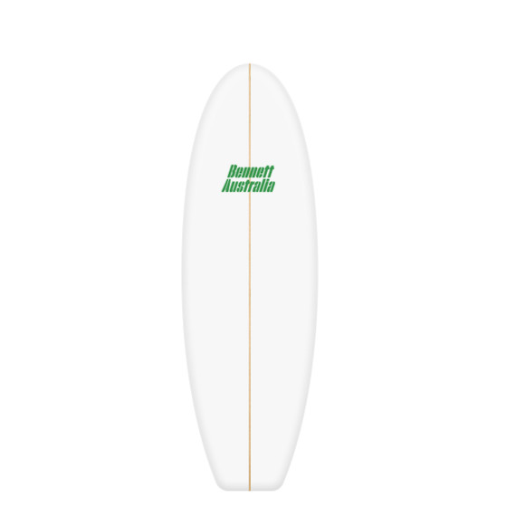 6'5 Fish Blank Dion Chemicals