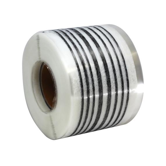 6mm Gap Fused Carbon 68mm