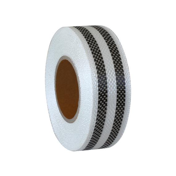SALE: Carbon Hybrid Tape : 2 Strand - 41mm - Full Roll