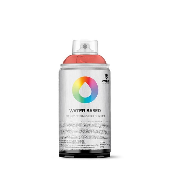 300ml Spray Paint -  Cadmium Red Light