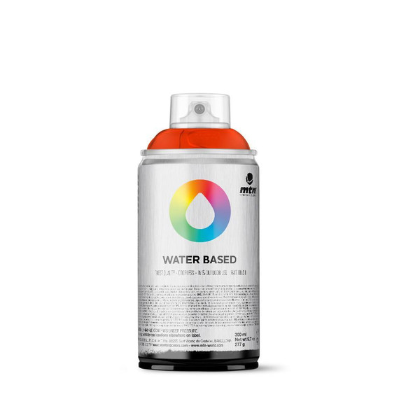 300ml Spray Paint - Naphthol Red