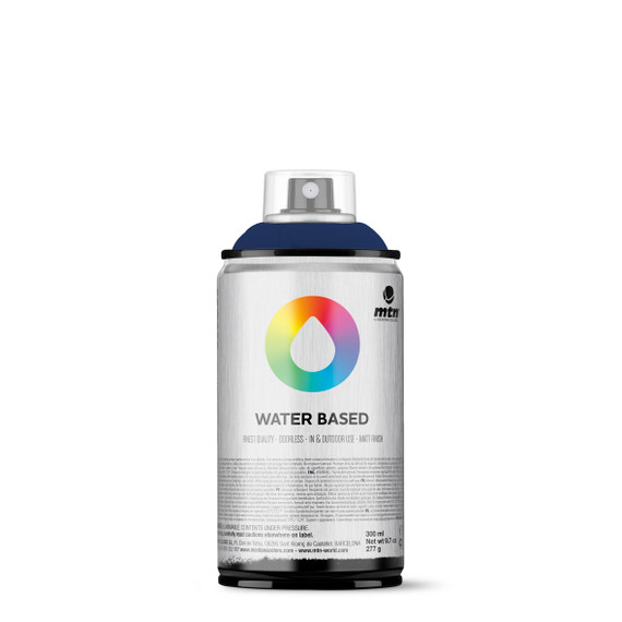300ml Spray Paint - Ultramarine Blue Deep