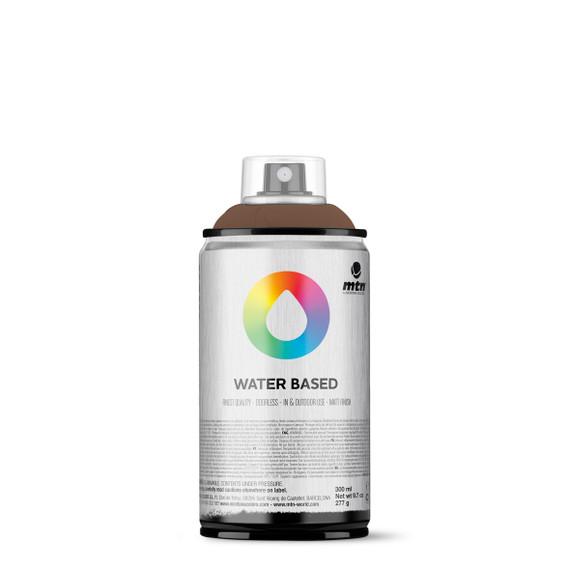 300ml Spray Paint - Raw Umber Deep