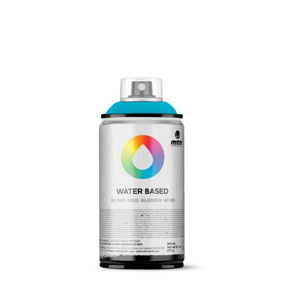 300ml Spray Paint - Blue Green Light