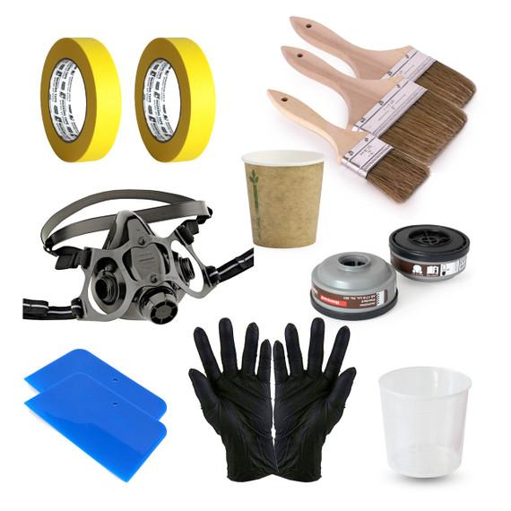 Starter Glassing Tool Kit