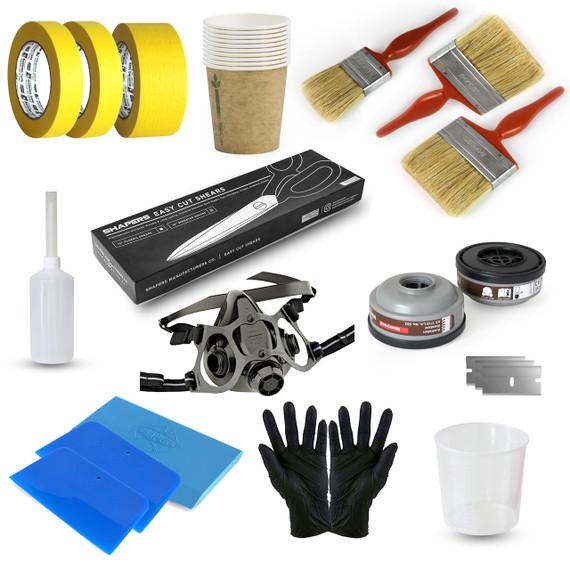 Pro Glassing Tool Kit