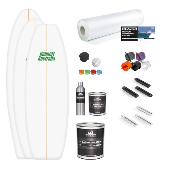 Fish Blank and Material Kit
