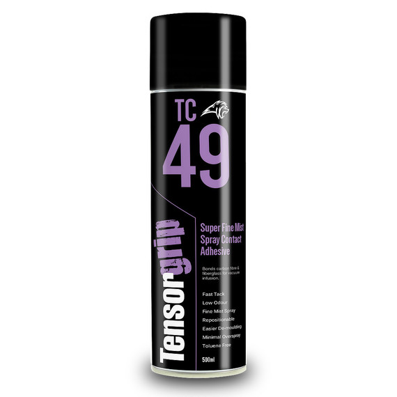 TensorGrip TC49 Cloth Adhesive Spray