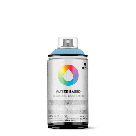 300ml Spray Paint - Cobalt Blue Pale