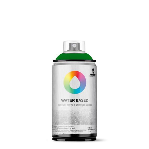 300ml Spray Paint - Brilliant Yellow Green Dark