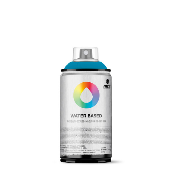 300ml Spray Paint - Blue Green