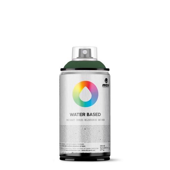 300ml Spray Paint - Grey Green Dark
