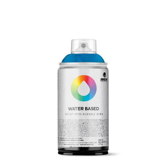 300ml Spray Paint - Cobalt Blue