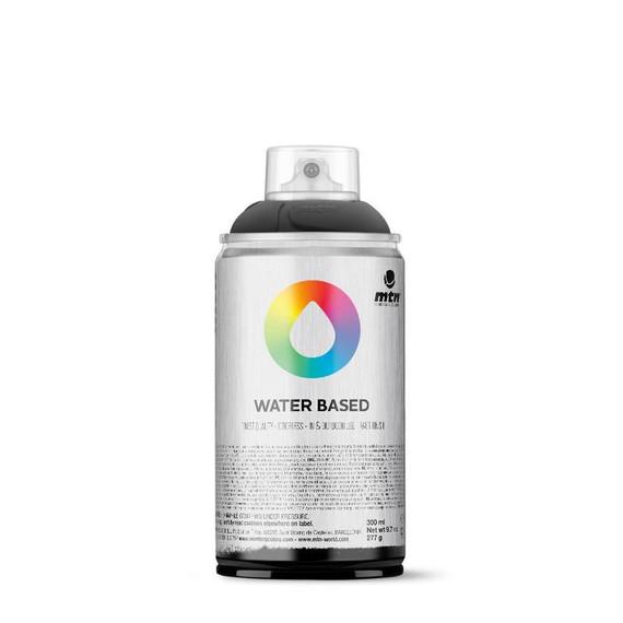 300ml Spray Paint - Transparent Black