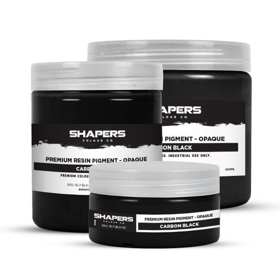 Resin Pigment - Opaque - Carbon Black