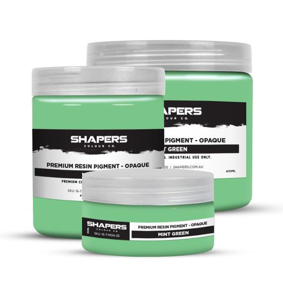 Resin Pigment - Opaque - Mint Green