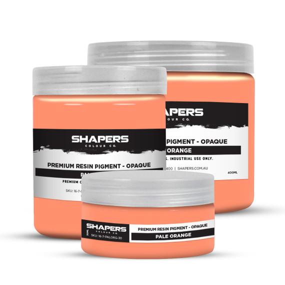 Resin Pigment - Opaque - Pale Orange