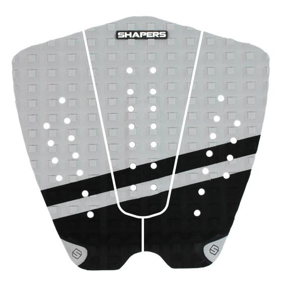 Hybrid Tailpad : Grey / Black