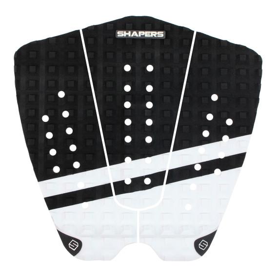 Hybrid Tailpad : Black / White