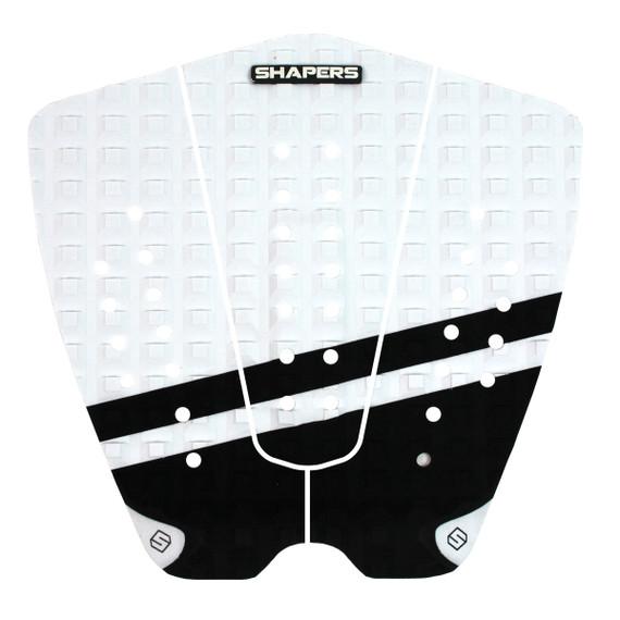 Hybrid Tailpad : White / Black