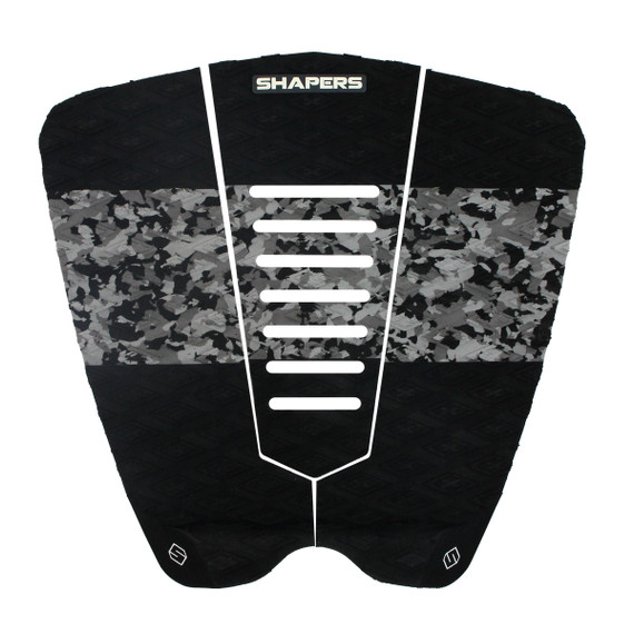 Performance II Tailpad : Black / Camo