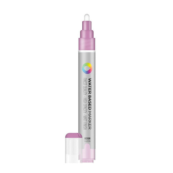 Water Based 5.0mm Marker - Blue Violet Light
